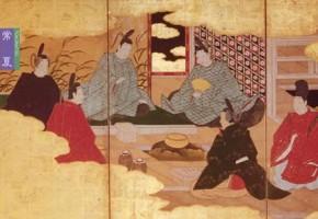 『日本のデザイン』第1巻 源氏物語「常夏」より